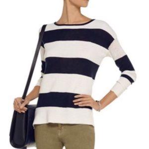 Vince Ottoman Stripe Sweater